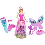 Barbie Fairytale Doll and Dress-up Set