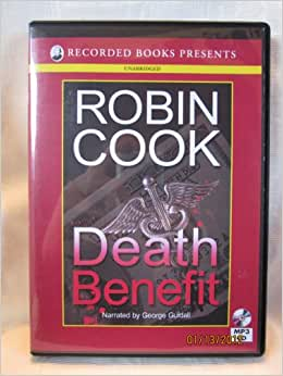death benefit by robin cook pdf free download