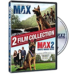 Max / Max 2 White House Hero 2-Film Bundle