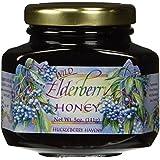 Wild Elderberry Honey, 5oz