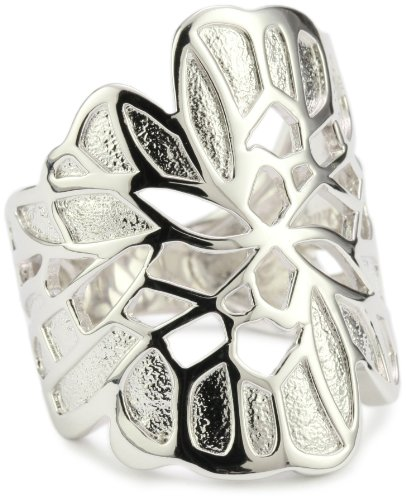 ELLE Jewelry Sterling Silver Butterfly Wing Ring