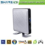 Window7/Window8 Linux Suppport 1080P Display J1800 Industrial Fanless Mini Pc With 2G Ram 32G Ssd