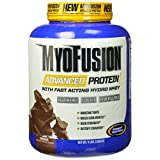 Gaspari Nutrition Myofusion Advanced Protein, Chocolate, 4 Pound