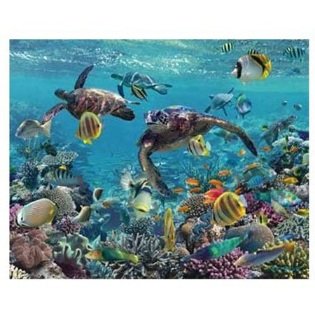 Cheap Hobbico Visual Echo 3D Effect Count The Turtles 3D Lenticular Puzzle 500pc S5 (B000YB9WLI)