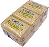 Papoutsanis Aromatics Greek Soap Tabac 6 PACK of 4 Oz Bars
