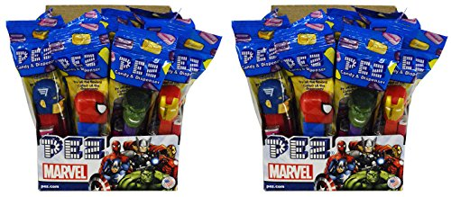 marvel-comics-pez-candy-dispensers-pack-of-24