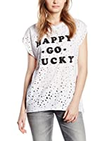 Pepe Jeans London Camiseta Manga Corta Moth (Blanco)