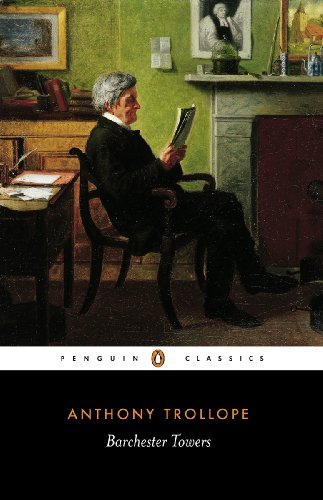 Robin Gilmour  Anthony Trollope - Barchester Towers