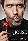 Dr.HOUSE/hN^[EnEX:V[Y7 DVD BOX