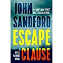 Escape Clause Audiobook by John Sandford Narrated by Eric Conger
