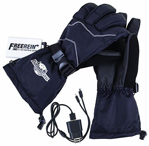 Heated Gloves Synthetic Palm - Large (Battery Powered Glove Liners compare prices)