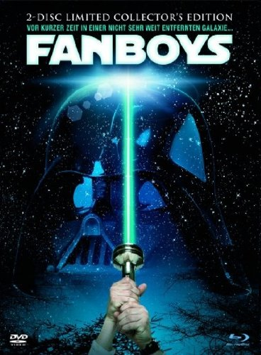 Fanboys (+ DVD) [Blu-ray] [Limited Collector's Edition]