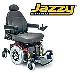 Jazzy 614 Hd Wheelchair