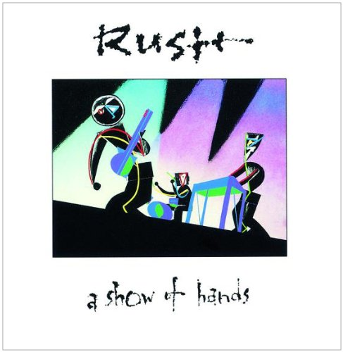 Rush-A Show of Hands-CD-FLAC-1989-BUDDHA Download
