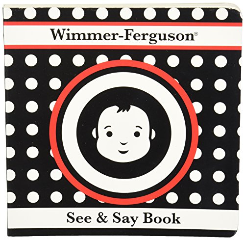 Manhattan Toy Wimmer-Ferguson See and Say Board Book - 1