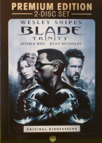 Blade Trinity (Premium Edition) [2 DVDs]