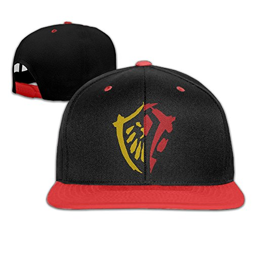 World Of Warcraft Horde/Alliance Symbol Baseball Cap