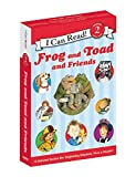 img - for Frog and Toad and Friends Box Set (I Can Read Book 2) book / textbook / text book