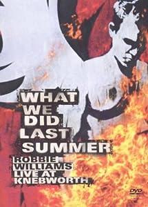 Robbie Williams - What We Did Last Summer (2 DVDs)