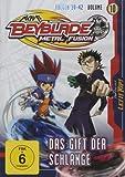 Beyblade Metal Fusion - Volume 10 (Folgen 39-42)