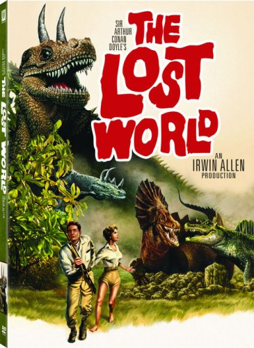 Cover art for  The Lost World (1960/1925)