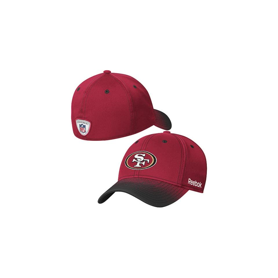 Mens San Francisco 49ers Fadeout Sideline 2nd Season Player Flex Fit Hat