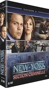 New York Section Criminelle - Saison 3