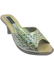 Foot Locker Women's Heels - Sandals - B019DNKOQ4