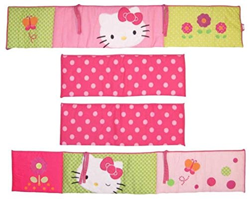 Hello Kitty Baby Bedding 2494 front
