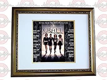 The Craft Autographed Juliana Hatfield Signed 12x12 Poster Flat