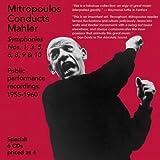 Mitropoulos Conducts Mahler (1955-1960)