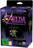 The Legend of Zelda : Majora's Mask 3D - édition collector