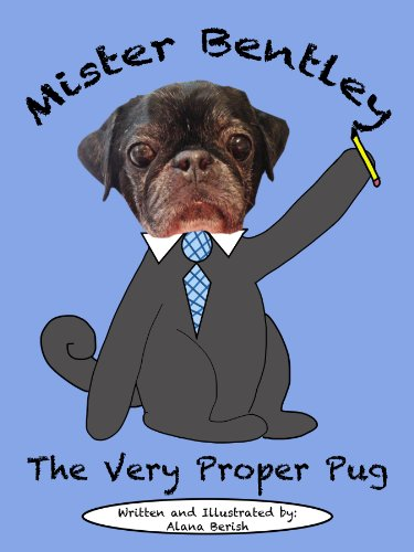 Mister Bentley the Very Proper Pug (Mister Proper compare prices)