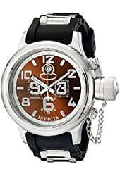 Invicta Men's 4583 Russian Diver Collection Quinotaur Chronograph Watch