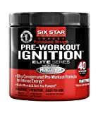 Six Star Pro Nutrition PS Pre-workout Ignition, Fruit Punch, 0.53-Pound