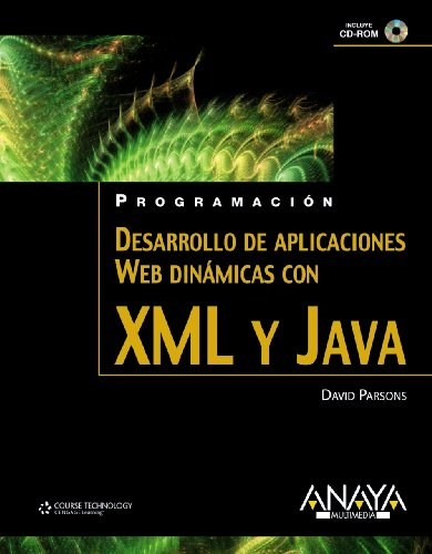 java and xml 3rd edition pdf