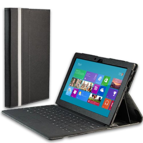 EasyAcc Microsoft Surface RT/Pro Case Leather