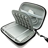 Marktore(TM)Shock-proof Hard Black Carrying Case Bag for 2.5