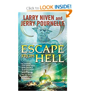Escape from Hell (Tor Science Fiction) by Larry Niven and Jerry Pournelle