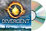 DIVERGENT: Divergent CD (Divergent Trilogy) [Audiobook, Unabridged] [Audio CD] Veronica Roth (Author), Emma Galvin (Reader)