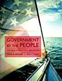 Government by the People, National, State, and Local, 2009: Edition (23rd Edition) (0136062423) by Magleby, David B.