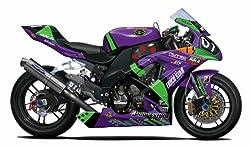 1/12 バイクシリーズ No.7 エヴァンゲリオンRT初号機TRICK☆STAR KAWASAKI ZX-10R 2010年仕様