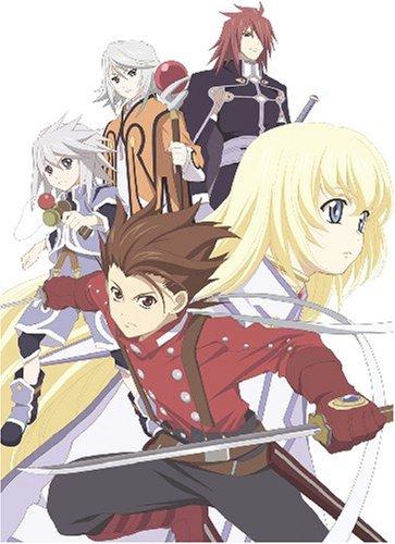 OVA テイルズ オブ シンフォニア THE ANIMATION 第1巻(初回限定版:エクスフィア・エディション)(DVD VIDEO)