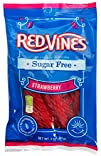 Red Vines Sugar Free Strawberry Licorice Twists 5 oz