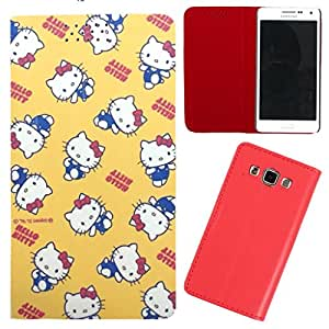 DooDa - For Micromax Bolt A67 PU Leather Designer Fashionable Fancy Flip Case Cover Pouch With Smooth Inner Velvet