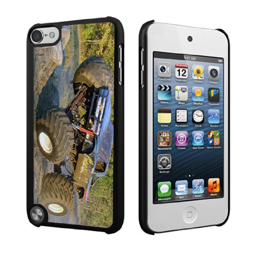 Monster Truck Ford Mud - iPod Touch 5th Gen Case