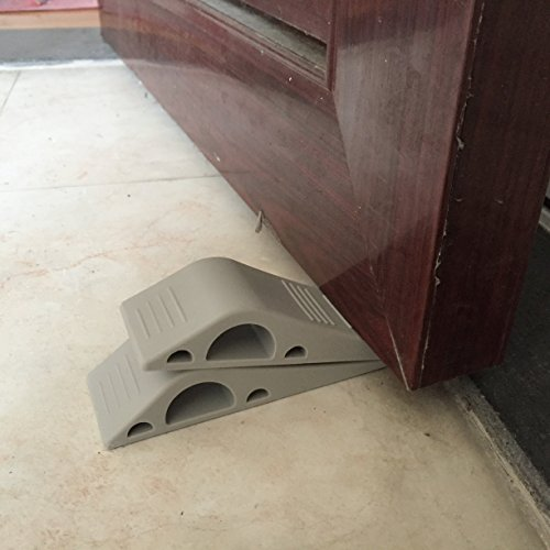 door stopper set heavy duty door stop rubber