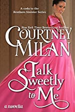 Talk Sweetly to Me (The Brothers Sinister)