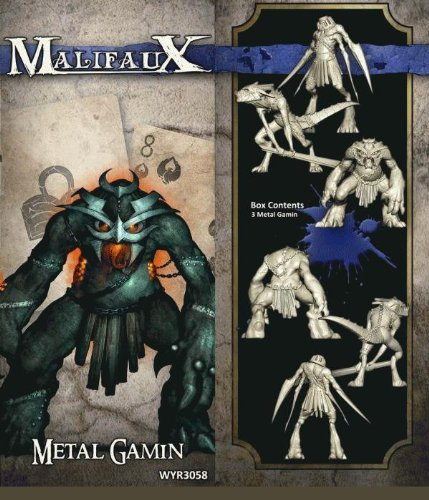 Metal Gamin Malifaux - Arcanists