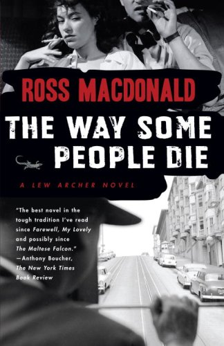 The Way Some People Die (Vintage Crime/Black Lizard)